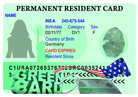 greencard lotterie